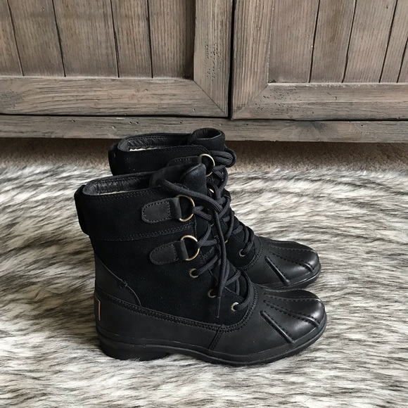 772d821d8d9 UGG Shoes   Sale New Womens Azaria In Black   Poshmark